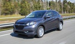 2016 Honda,HR-V AWD,subcompact crossover