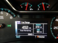 Two fuels-two gauges