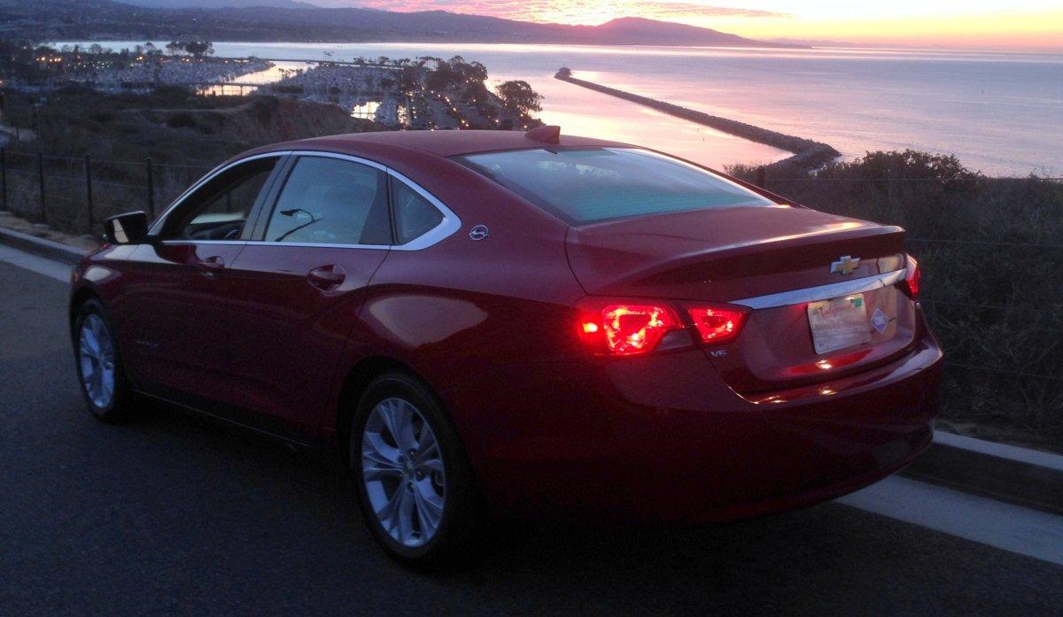 2016, Chevrolet Impala, Bi-Fuel,CNG,compressed natural gas,alternative fuel