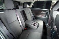 2015 Scion,iM,interior, rear seat