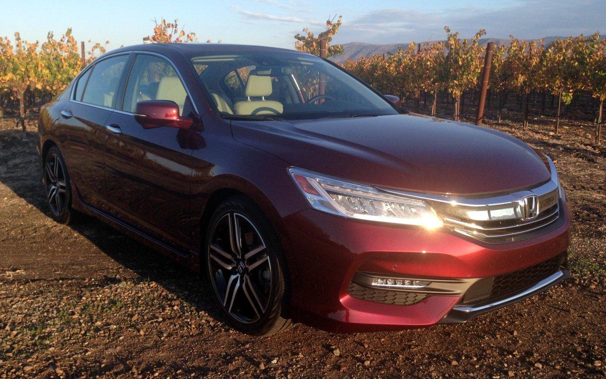 2016 Honda,Accord,Touring V6,mpg, fuel economy