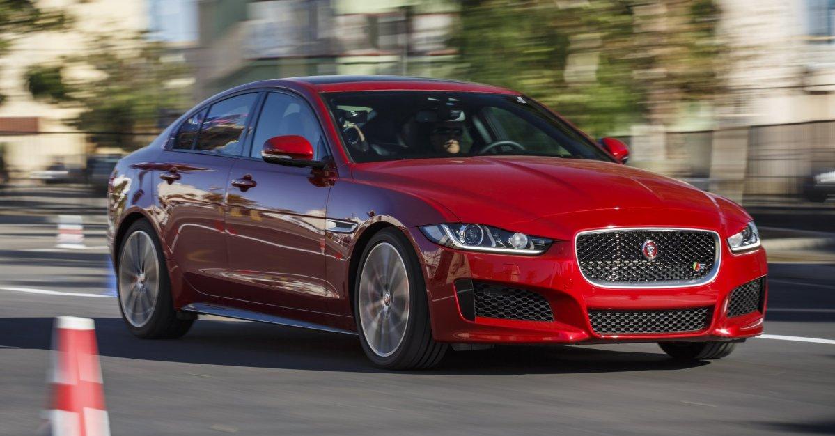 2017, Jaguar, XE, fuel economy, mpg,clean diesel