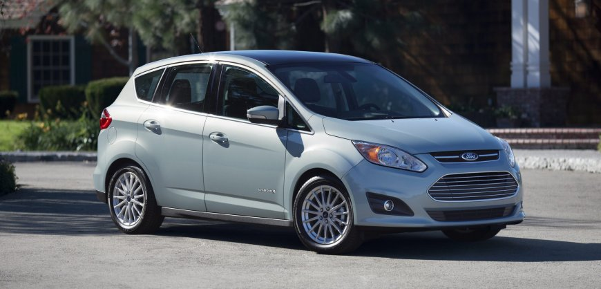 The 201 Ford C-MAX