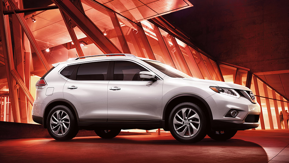 2016 Nissan,Rogue,road test,review
