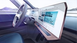 Volkswagen BUDD-e,electric car,technology, concept car