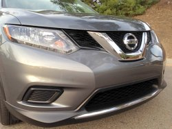 2016 Nissan,Rogue,styling,design