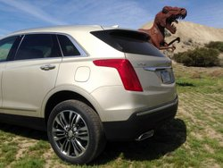 Leaving the dinosaurs of past Cadillac SUVs behind