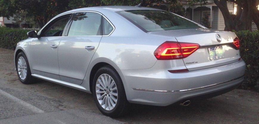 2016, Volkswagen, VW, Passat, fuel economy