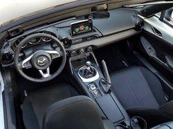2016, Mazda MX-5,Miata,interior,space constraints