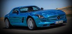 SLS Electric, Mercedes-Benz AMG