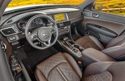 2016, Kia Optima, SX, interior, dash
