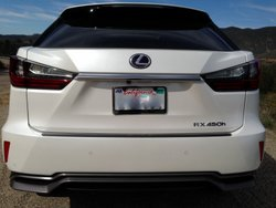 2016, Lexus, RX ,450h, FWD,mpg