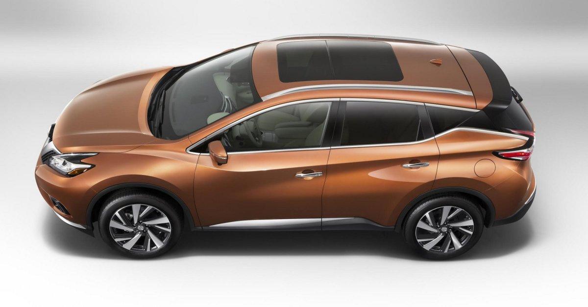 2016, Nissan Murano,AWD