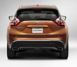 2016 Nissan Murano, styling