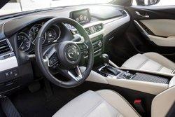 2017 Mazda6 interior