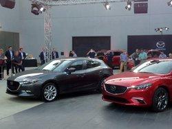 2017 Mazda 3 & Mazda6