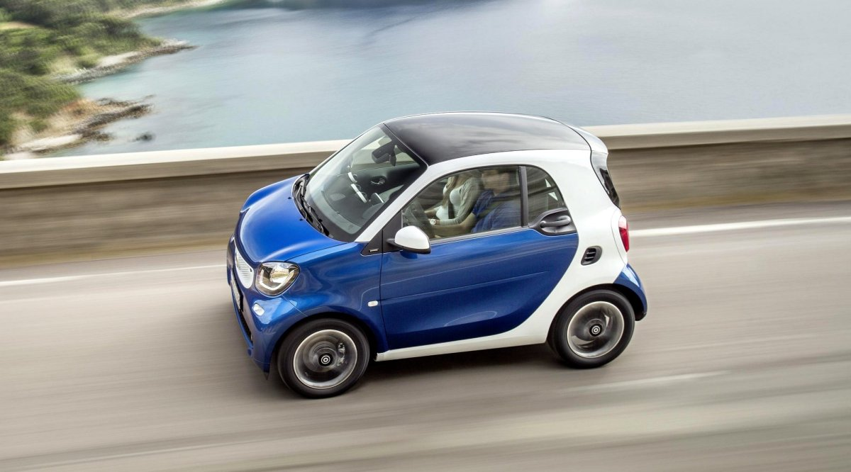 2016 ,smart, fortwo,mpg,fuel economy,microcar
