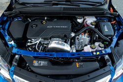 2017 Chevrolet Volt, Voltec engine