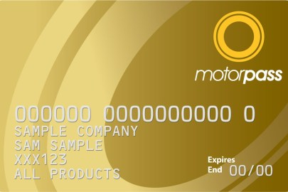 motorpass fleet card