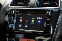 2017 Mitsubishi Mirage,infotainment,Apple Car Play