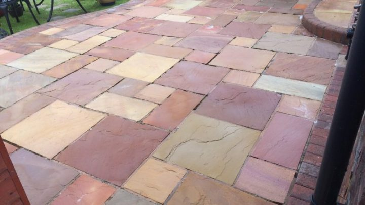 Indian sandstone cleaning company
