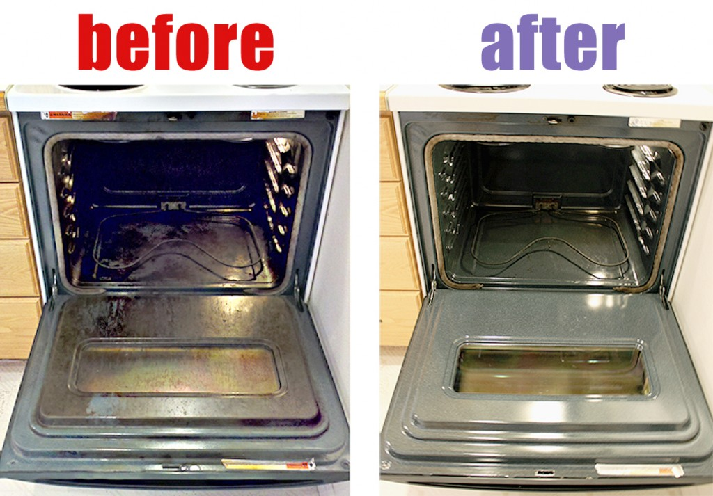 The Best Way To Get Your Oven Clean After Thanksgiving