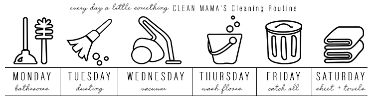 cleaning favs - Clean Mama