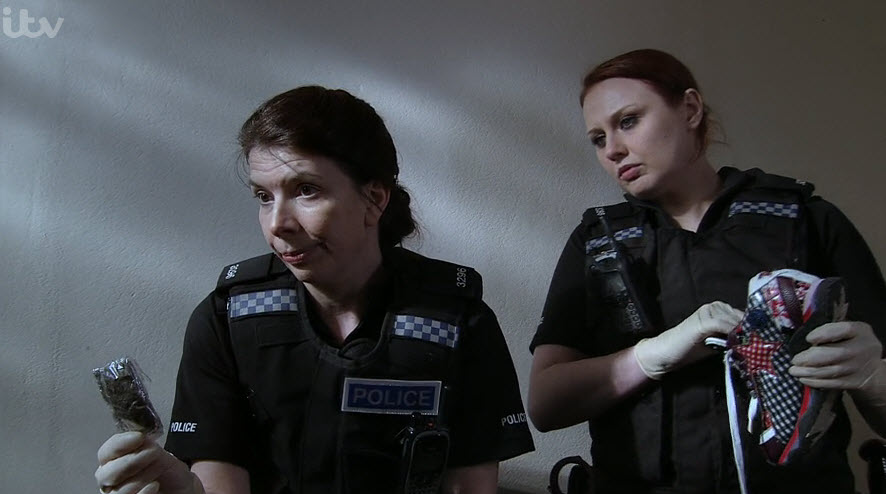 The Police Strip Search A Severely Disabled Woman And Find Four Grams Of Cannabis.