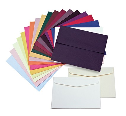 Shop by Size - Lee - A7 - Paper Envelopes ClearBags