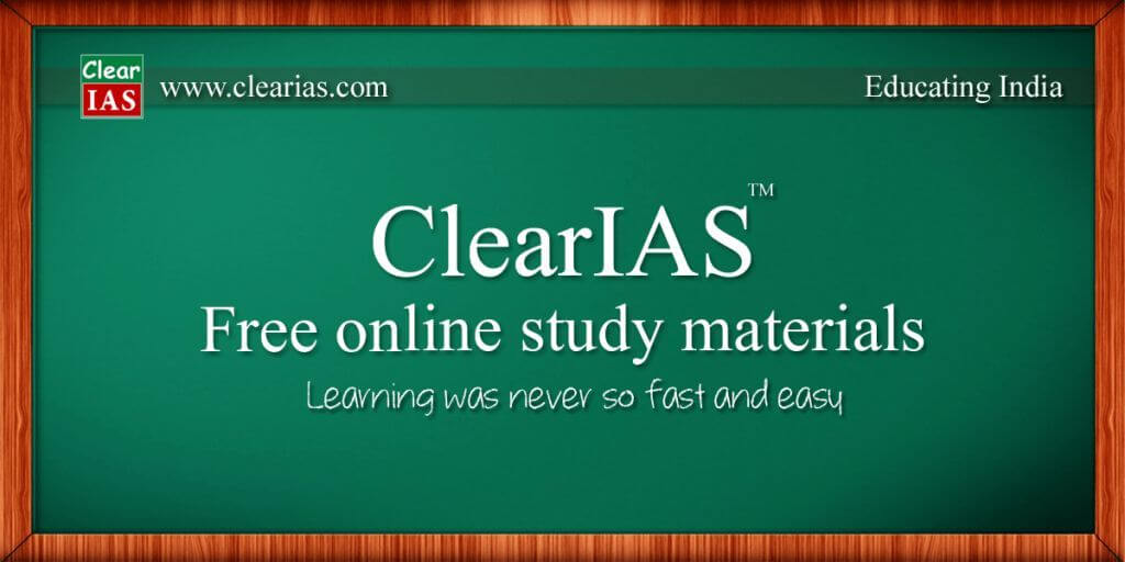 IAS Study Materials and Notes for FREE! - Clear IAS