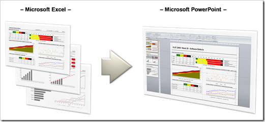 excel poster template