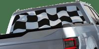 Confederate Flag Back Window Graphics | Autos Post