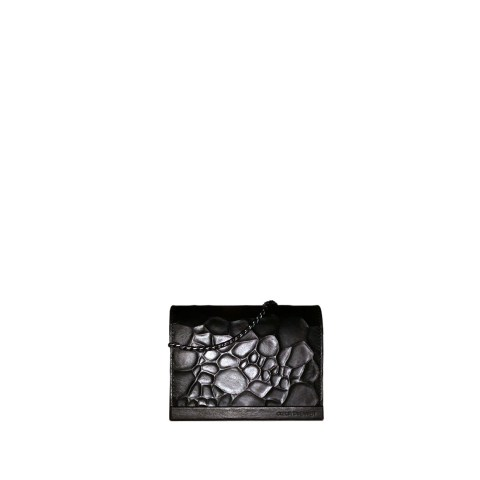 Clelia_Tavernier_sac_banane_chic-createur_brushed_nickel _blackBeatrice copie