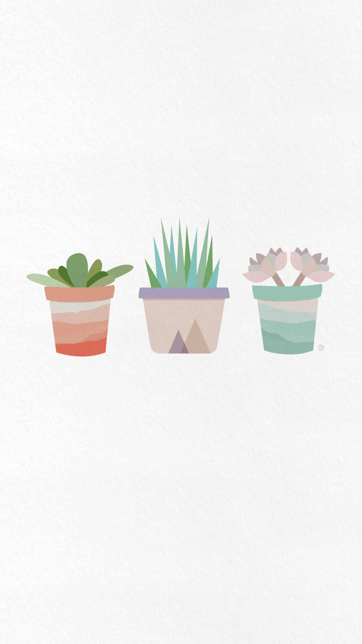 Fall Wallpaper With Verse Free Desktop Wallpaper Succulents