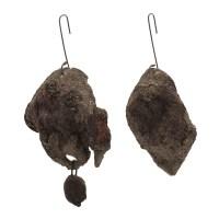 Avocado earrings No.5 - Cleopatra Cosulet