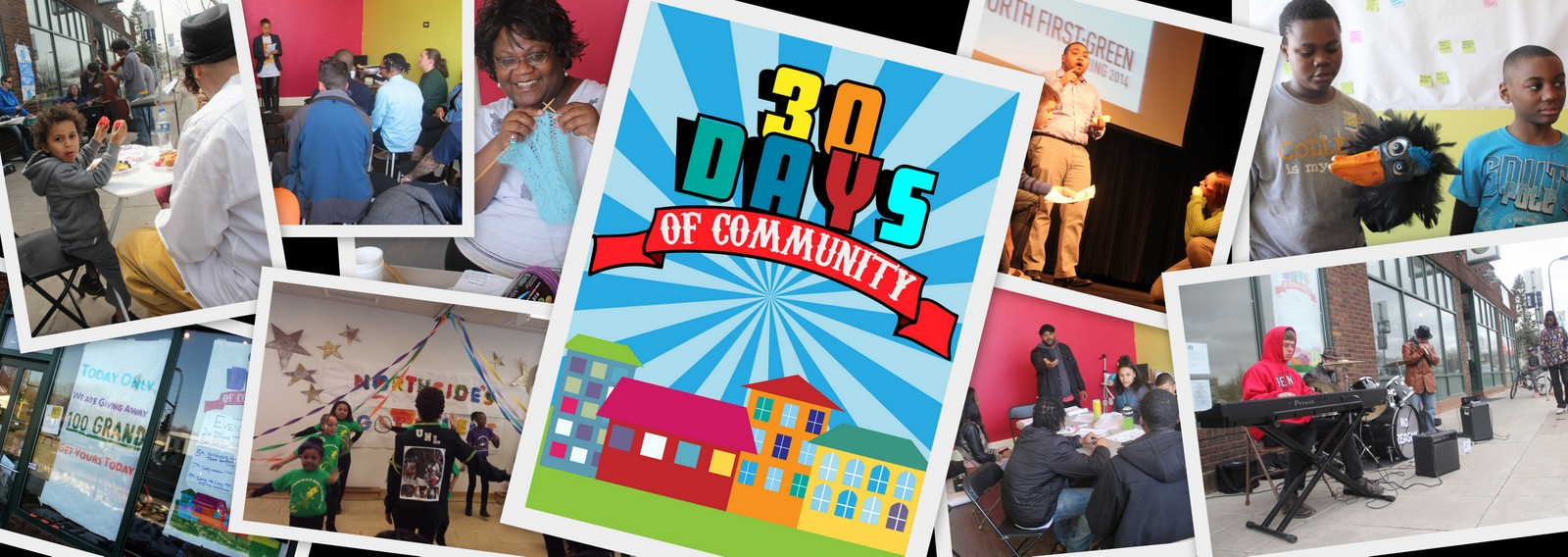 Submit your Event for 30 Days of Community
