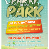 Don't Miss the Raptor Center at Party in the Park July 17th