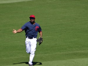 Michael Bourn getting ready for big year