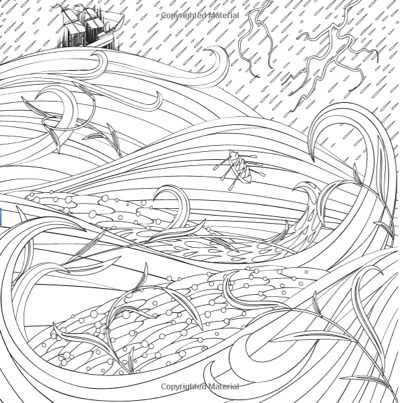 edgar allan poe coloring pages - photo#8