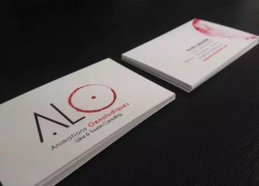 Création de l'Identité Graphique | A.L.O