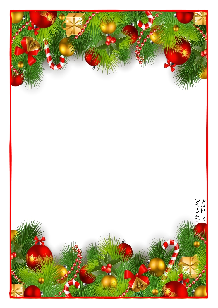 Free Printable Letters From Santa Templates Download Them Or