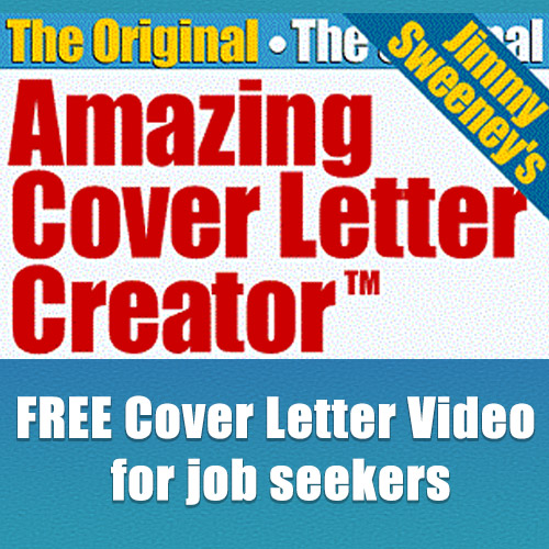 Amazing Cover Letters - ClickBank - free cover letter maker