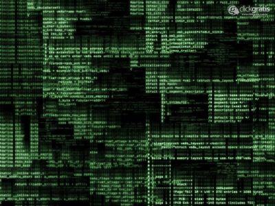 Papel de Parede - Code Matrix