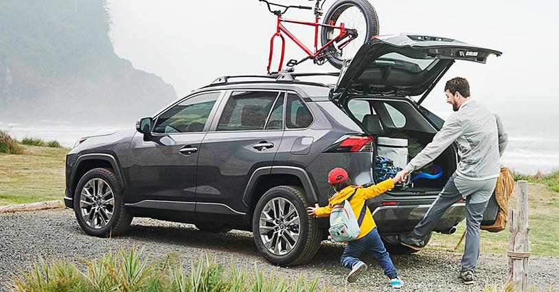New 2019 Rav4 Deluca Toyota Ocala Fl Dealership