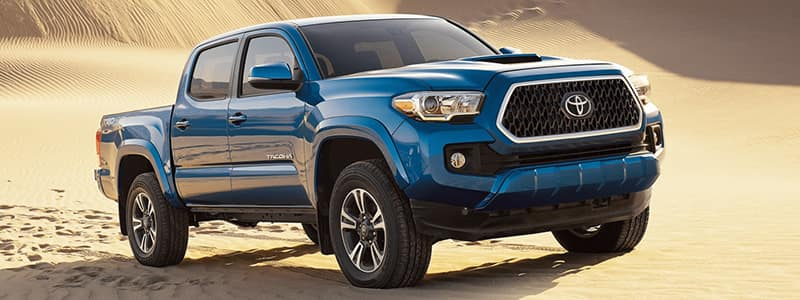 New 2018 Tacoma Scott Crump Toyota Jasper AL Dealership