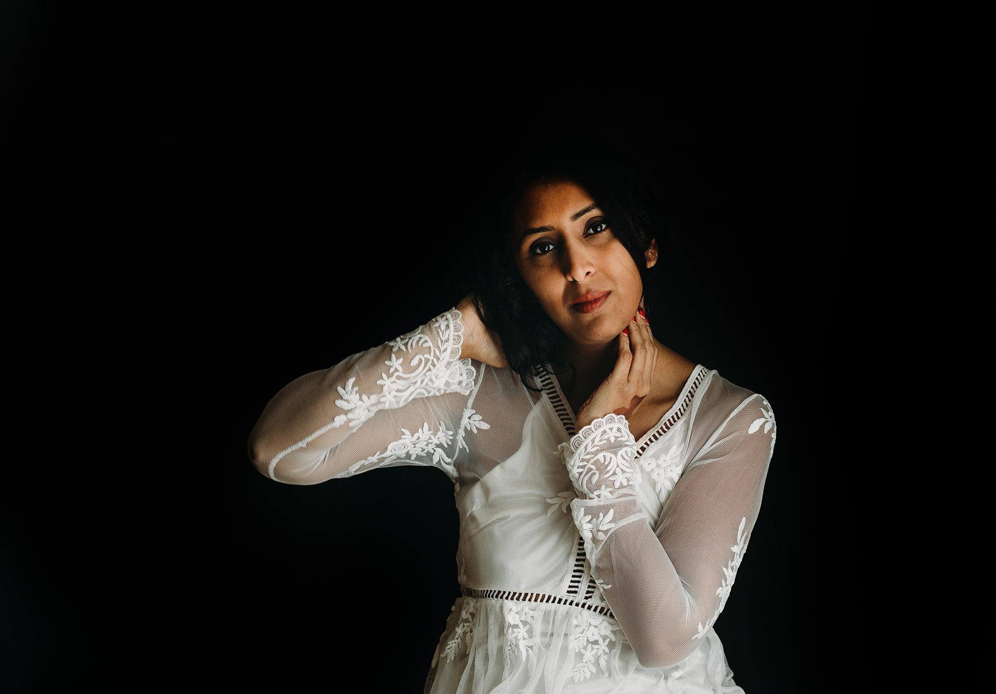 A Self Portrait By Jyotsna Bhamidipati
