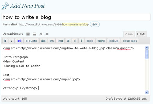 How to write a blog post that brings readers and makes sales - how to write a