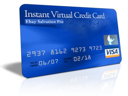 Online purchases are safe with Virtual Credit Cards