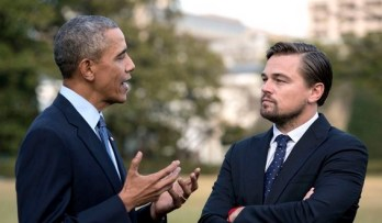 DiCaprio to meet with Obama