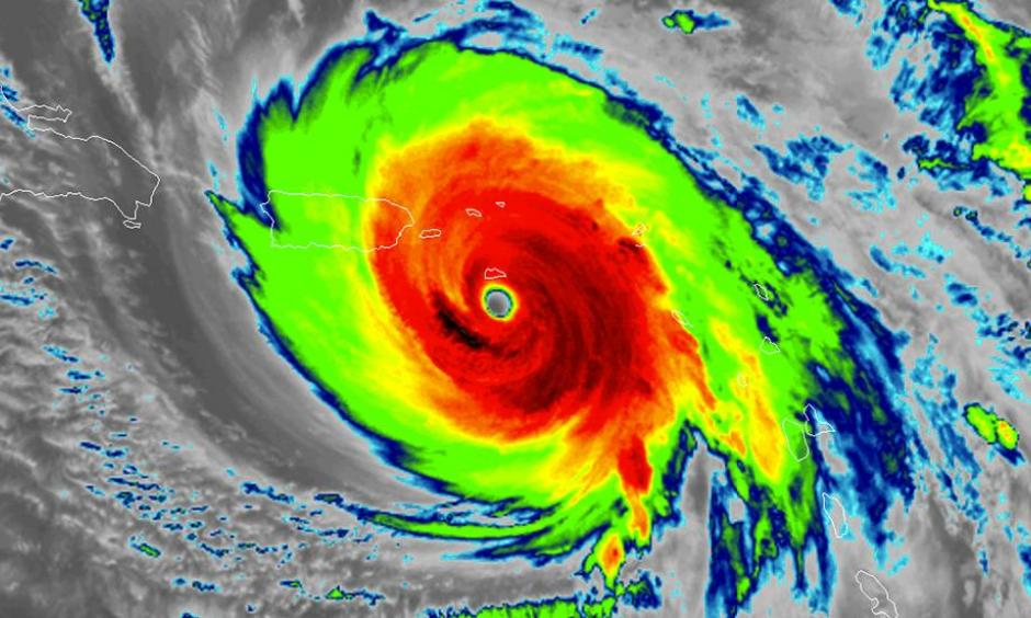 weather channel hurricane central hurricane maria 2017 satellite